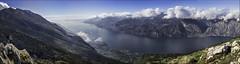 Monte Baldo (Michael Liebold) Tags: italien nikon fotografie urlaub d800 lagodigarda gardasee montebaldo michaelliebold