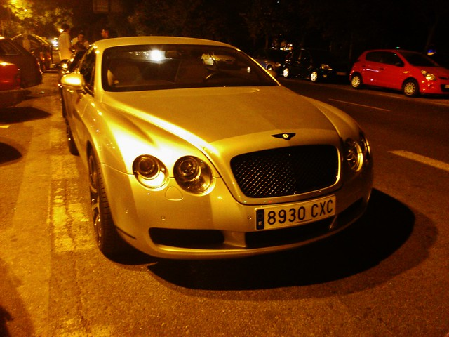 2004 sports car continental gt luxury bentley