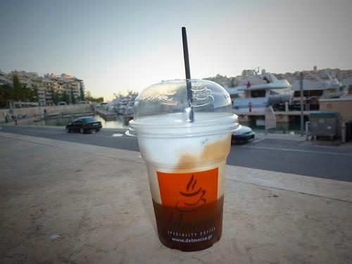 Freddo cappuccino, Athènes, Grèce