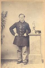 Menig fra 4. infanteriregiment, 1864 (Rigsarkivet - Danish National Archives) Tags: private soldier war soldat 1864 krig menig deutschdänischekrieg zweiterschleswigscherkrieg zweiterschleswigholsteinischerkrieg