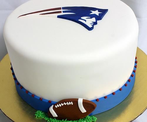 Pats_Football_Cake