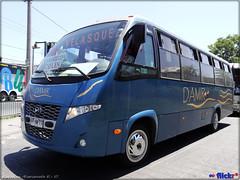 Damir.- (»||Buses-de-chile||« E. Navarrete) Tags: fly damir volare w9 agrale