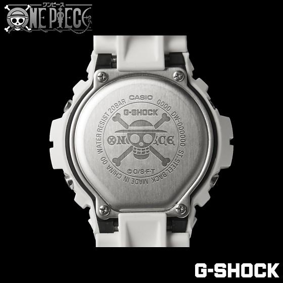 【海賊王 × G-SHOCK】豪華限定版登場!~