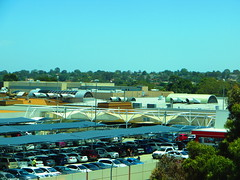 TTP Rooftops (RS 1990) Tags: city bus hospital view january spire adelaide suburbs 10th friday southaustralia myer interchange parknride 2014 modbury teatreegully teatreeplaza