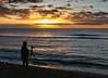 Photog on the Sands (turbguy - pro) Tags: beach sunrise kauai