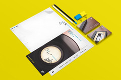 stationary 1 (Camilo Patio G.) Tags: letter cdcover brochure agenda companyid businessletterhead bussinescard stationerydesign forlder