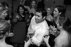 Dancing Groomsmen