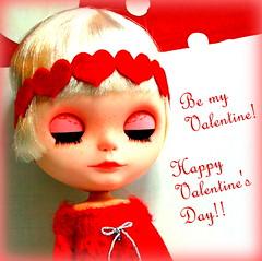 14. It's Valentine's day