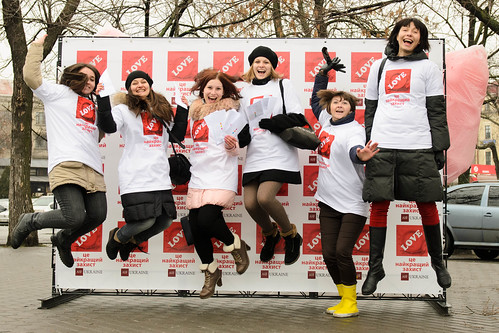 International Condom Day 2014: Ukraine