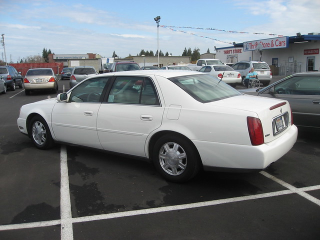 fresno thriftstorefind canonsd700is 2004cadillacdeville