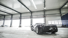 Pagani Huayra@Chongqing (kk.yang) Tags: jc supercar 重庆 pagani chungking hac 跑车 topdriver 精彩 huayra hypercar 超跑