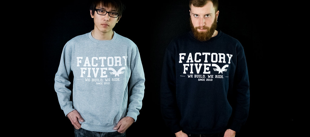 F5 Crew Neck Sweater