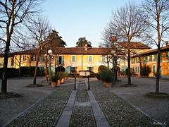 Vagando per Morimondo (LucaRustio) Tags: italy agriturismo pavia abbaziadimorimondo