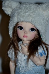 Cyble - Littlefe Chlo (Wendys Little Things) Tags: doll bjd fairyland kawai chlo azazelle littlefe