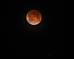 Lunar Eclipse 2014 (minds-eye) Tags: sky moon eclipse lunar lunareclipse bloodmoon