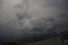 Zivatar - Budapest 2014.05.02. (weatherphotography) Tags: storm nature weather cumulus thunderstorm cb convection cumulon