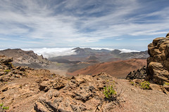 Mount Haleakala (Ron Drew) Tags: mountain hawaii nationalpark nikon maui haleakala crater summit d800 valcano tonemap 1424 1424mm