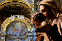 "San Silvestro in Capite • <a style=""font-size:0.8em;"" href=""http://www.flickr.com/photos/89679026@N00/14157636835/"" target=""_blank"">View on Flickr</a>"