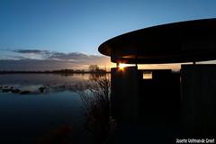 IMG_1571 (Josette Veltman) Tags: sunset water landscape zonsondergang lucht ijssel zwolle overijssel landschap waterschap ijsseldelta zalk
