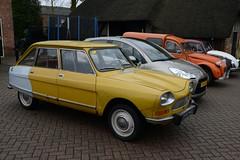 DSC_0741 (azu250) Tags: garage citroen nederland ami avn 2015 vereniging elshout drunen alv moonen