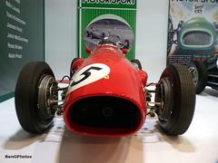 Ferrari 500 (BenGPhotos) Tags: show red london classic sports car race one italian f1 ferrari racing alberto formula 500 formula1 ascari 1952 tipo 2015