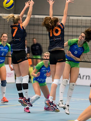 P2087971 (roel.ubels) Tags: new sport arnhem indoor volleyball tt groningen nexus volleybal apps eredivisie 2015 topsport papendal lycurgus valkenhuizen