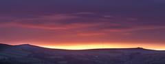 Dawn (Mark H (MAKH2)) Tags: winter sky cloud sunrise dawn purple pinksky dartmoor westdevon stapletor greatmis