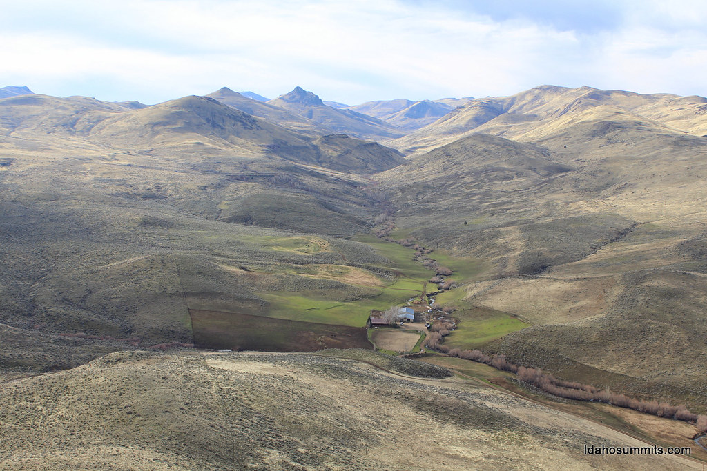 Buck Mountain And Peak 4620 Trip Report