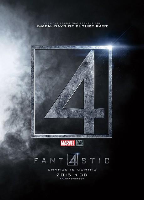 Fantastic Four_teaser_poster
