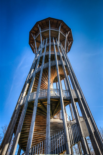 Sauvabelin Tower, Lausanne