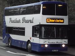 Panther Travel Leyland Olympian/Alexander RL BIG7758 (ex F640LMJ) Silver Street Stansted Mountfitchet 11/02/15 (TheStanstedTrainspotter) Tags: bus public buses transport newport alexander schoolbus panther stansted 302 saffronwalden bishopsstortford stanstedmountfitchet leylandolympian alexanderrl f640lmj panthertravel big7758