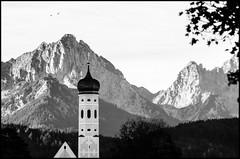 God is in the house (BM-Licht) Tags: mountain mountains berg germany bayern deutschland bavaria nikon berge neuschwanstein hohenschwangau allgäu säuling d7000