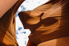 The Joker in Lower Antelope Canyon (Tim&Elisa) Tags: arizona usa canyon page joker redrocks lowerantelopecanyon