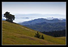 Bolinas Ridge (K-Burn) Tags: sanfrancisco california bay hills goldengatebridge baybridge stinsonbeach bolinasridge