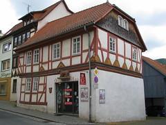 Ochsenbcker-Haus (willi.kampf) Tags: hessen wanderung fachwerk fachwerkhaus tann tannrhn ochsenbckerhaus