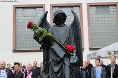 Mahnwache 5 (protestfotografie.frankfurt) Tags: orlando demonstration engel frankfurtammain frankfurter homophobie lgbtq