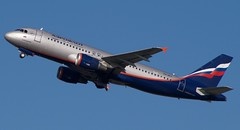 Aeroflot / VQ-BKT / Airbus A320 / EBBR-BRU 25R /  (RVA Aviation Photography (Robin Van Acker)) Tags: brussels airplane photography airport outdoor aircraft air jet planes vehicle airlines airliner jumbo trafic jetliner avgeek