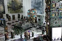 (amsfrank) Tags: art utrecht exhibition installation data smartcities kunstmanifestatie smartcity hackinghabitat artofcontrol