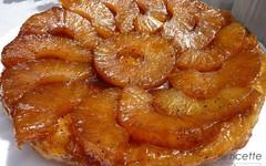 Una buonissima ricetta: Tartin d'ananas (RicetteItalia) Tags: ananas ricette