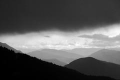 lueur d espoir (glookoom) Tags: light blackandwhite bw black nature monochrome montagne landscape noir noiretblanc lumire contraste nuage blanc massif chamrousse rhnealpes merdenuages