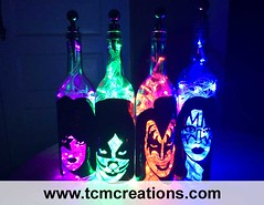 Kiss (TCM Creations) Tags: new york love glass lamp monster bar paul carr bottle pub kiss eric gun wine beth mark gene bruce ace vincent vinyl sonic stjohn boom tommy led destroyer peter revenge albums stanley solo singer groove simmons 1978 decal asylum dynasty vinnie thayer criss frehley unmasked mancave kulick eriic animalize