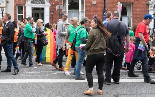 PRIDE PARADE AND FESTIVAL [DUBLIN 2016]-118176