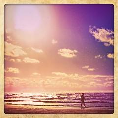 Morning Stroll on Padre Island (johnnyp_80435) Tags: morning texas padreisland nationalseashore klebergcounty