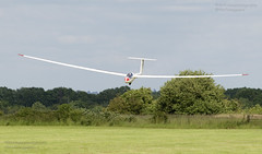 Day 2 Finishers... (Air Frame Photography) Tags: uk england flying aircraft airplanes competition gliding glider gliders ls oxfordshire dg shenington bga regionals avgeek realflying