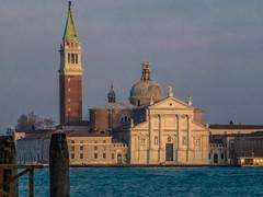 Baslica de San Giorgio Maggiore (Leandro Fridman) Tags: venice church arquitectura agua nikon iglesia venecia baslica sangiorgiomaggiore d60 cpula