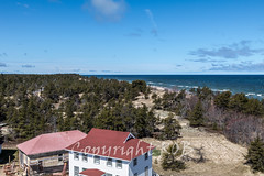 Michigan_North-0828.jpg (CitizenOfSeoul) Tags: usa lighthouse michigan may greatlakes northamerica upperpeninsula lakesuperior whitefishpoint 2016