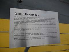 "Dassault Etendard IV M 20 • <a style=""font-size:0.8em;"" href=""http://www.flickr.com/photos/81723459@N04/27344082875/"" target=""_blank"">View on Flickr</a>"