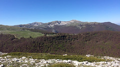 Salendo la cresta di monte Fratta (RenatoG_rm) Tags: fratta abruzzo appennino morrone duchessa puzzillo murolungo