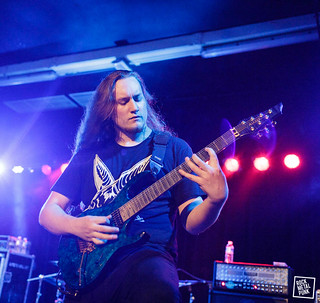 21.06.2016 - Fallujah at Kavka // Shot by Andreas Vanhauwaert