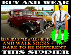 Bermuda Walk socks With Old Cars 17 (Tweed Jacket + Cavalry Twill Trousers = Perfect) Tags: auto summer paris berlin london cars car fashion golf 1982 60s 1987 1988 sydney eu australia brisbane oldschool retro vehicles 80s golfing nz 1984 wellington mens 1981 70s vehicle 1978 1989 1983 autos 1970s kiwi 1986 1977 1980 1980s 1985 1979 golfer menswear bermudashorts pullupyoursocks walkshorts walksocks bermudasocks